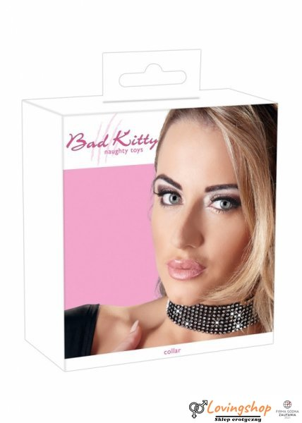BK Halsband Strass
