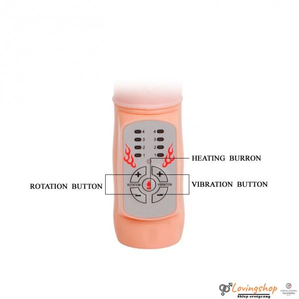 BAILE - FIRE BUNNY 48'C Vibration