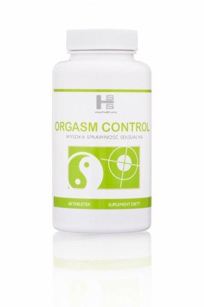 ORGASM CONTROL  60 tabletek