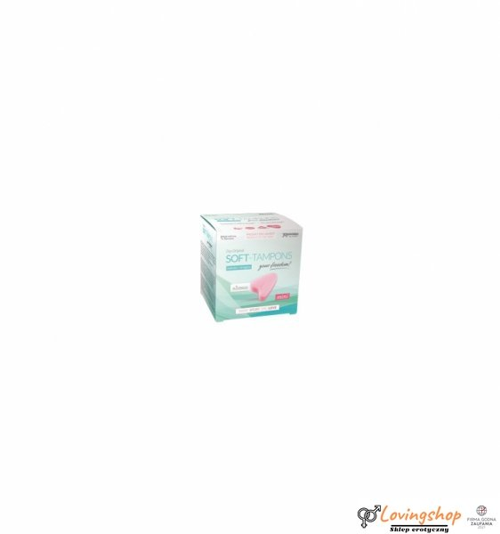 Soft-Tampons mini (box of 3)