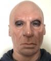 Realistyczna twarz staruszka Bossa