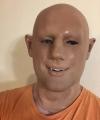 maska Bob twarz młodzieńca
