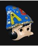 Maska wenecka - Pinocchio Bimbi ABC Blue