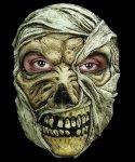 Maska lateksowa na twarz - Mumia
