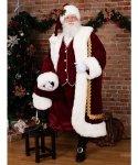Profesjonalny strój Świętego Mikołaja - Św. Mikołaj Premium XIII
