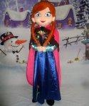 Chodząca maskotka - Frozen Anna