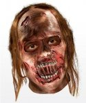 Maska lateksowa - The Walking Dead Zombie III