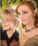 Sztuczne uszy dla dzieci - Elf