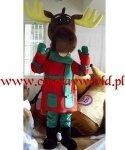 Strój reklamowy - Elf Rudolf