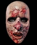 Maska lateksowa - The Walking Dead Zombie 3