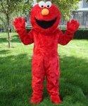 Wypożyczenie stroju chodzącej maskotki - Elmo