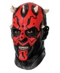 Maska lateksowa - Star Wars Darth Maul