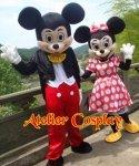 Maskotki reklamowe - Miki & Minnie Classic