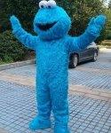 Wypożyczenie stroju chodzącej maskotki - Ciasteczkowy Potwór