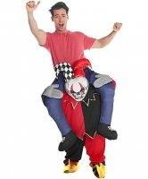 Kostium Carry Me Halloween - Horror Clown