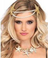 Biżuteria sceniczna - Naszyjnik Syrenka