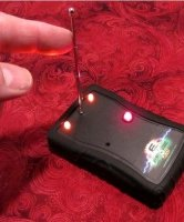 Ghost Hunters - Detektor E.Probe 2.0 (EMF Ghost Touch Detector)