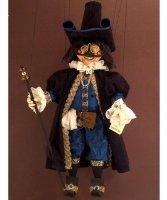 Marionetka wenecka - Balanzone (77 cm)