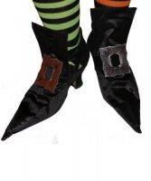 Akcesoria do kostiumów - Czarownica Nakładki na buty