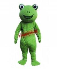 Strój chodzącej maskotki - Żaba 2