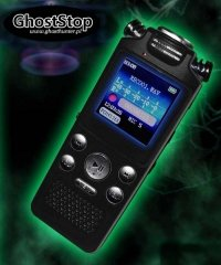 Ghost Hunters - Rejestrator dżwieków EVP Digital Black Metal 8GB
