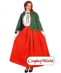 Profesjonalny strój kolędnika - Christmas Caroler II