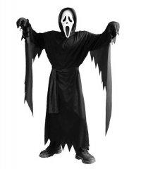 Strój dla nastolatka na Halloween - Krzyk Ghost Face Scream