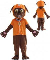 Chodząca żywa duża maskotka - Psi Patrol Zuma