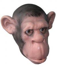 Maska lateksowa - Małpa