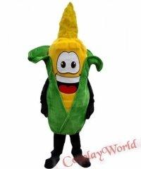 Chodząca żywa duża maskotka - Kukurydza