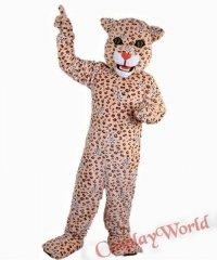 Chodząca żywa duża maskotka - Gepard