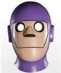 Maska lateksowa - Scooby Doo Charlie Robot Deluxe
