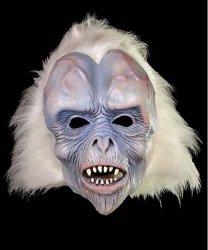 Maska lateksowa - Małpa Science Fiction Deluxe