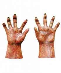 Sztuczne dłonie - Lucyfer
