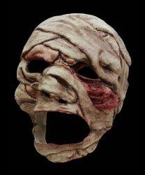 Maska lateksowa - Mumia