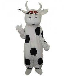 Strój chodzącej maskotki - Krowa 6