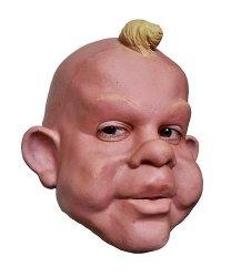 Maska lateksowa - Knyps z czubkiem