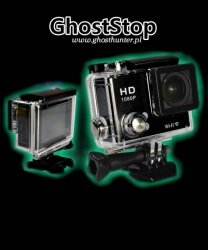 Ghost Hunters - Kamera Full Spectrum Action Night Vision Wifi 4k Video
