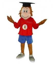 Strój reklamowy - Małpka Uczeń