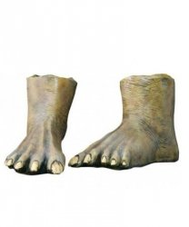Sztuczne stopy - Umarlak