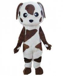 Strój chodzącej maskotki - Pies Łaciatek