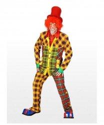 Profesjonalny strój klauna - Klaun Peppo