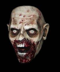 Maska lateksowa - The Walking Dead Zombie VI