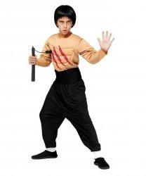 Kostium dla dziecka - Kung Fu Bruce Lee