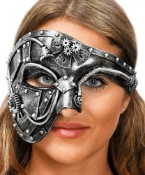 Maska - Steampunk Robot