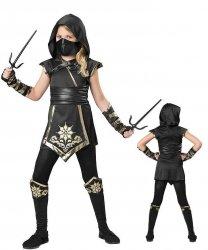 Kostium dla dziecka - Wojowniczka Ninja