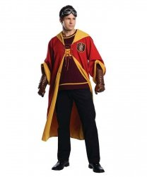 Kostium z filmu - Harry Potter Gryffindor Quidditch Premium