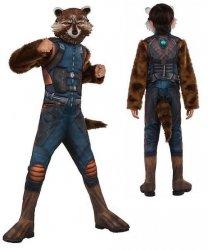 Kostium dla dziecka - Straznicy Galaktyki 2 Rocket Raccoon