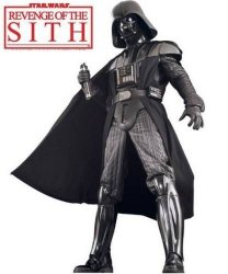 Kostium z filmu - Star Wars Darth Vader Supreme