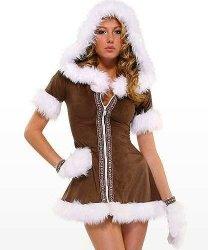 Seksowny kostium - Eskimoska